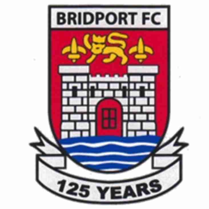 Bridport FC Friendly Update.