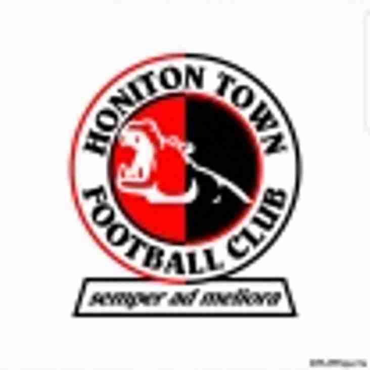 Elmore FC v Honiton Town FC