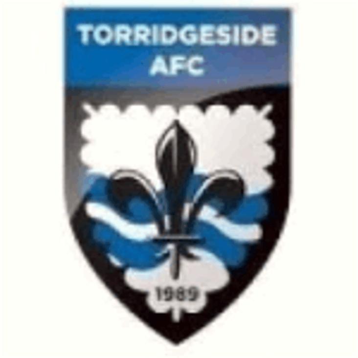 Elmore AFC v Torridgeside AFC<