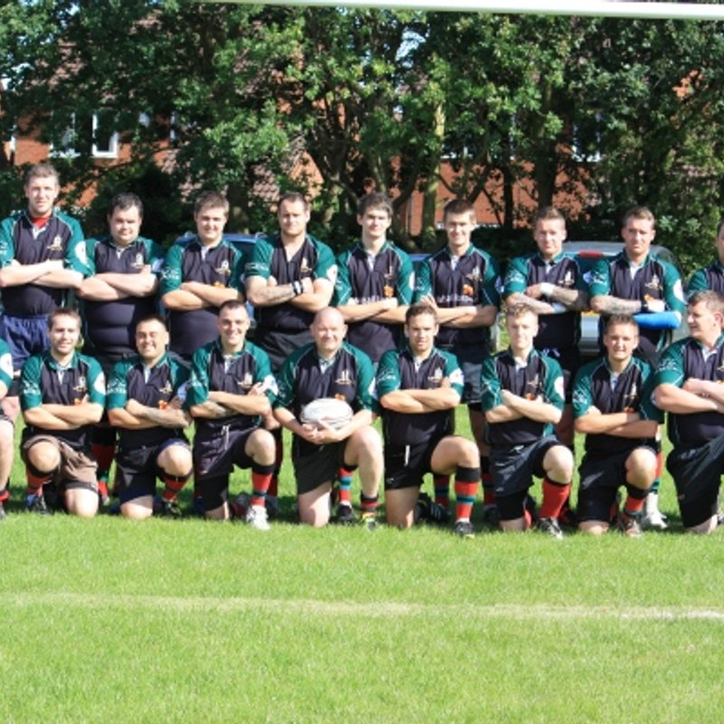 Bloxwich RFC  80-17 Rugeley