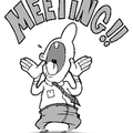 April Managers Meeting Monday 15th 8:15pm