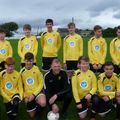 U15 Rams lose to Rothwell 4 - 1