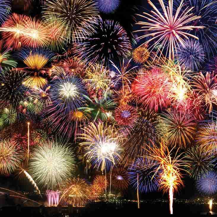 Bonfire/Firework Display on Saturday 4th November