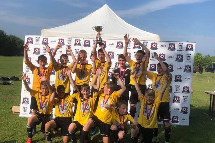 U13 Juniors triumph in Doncaster