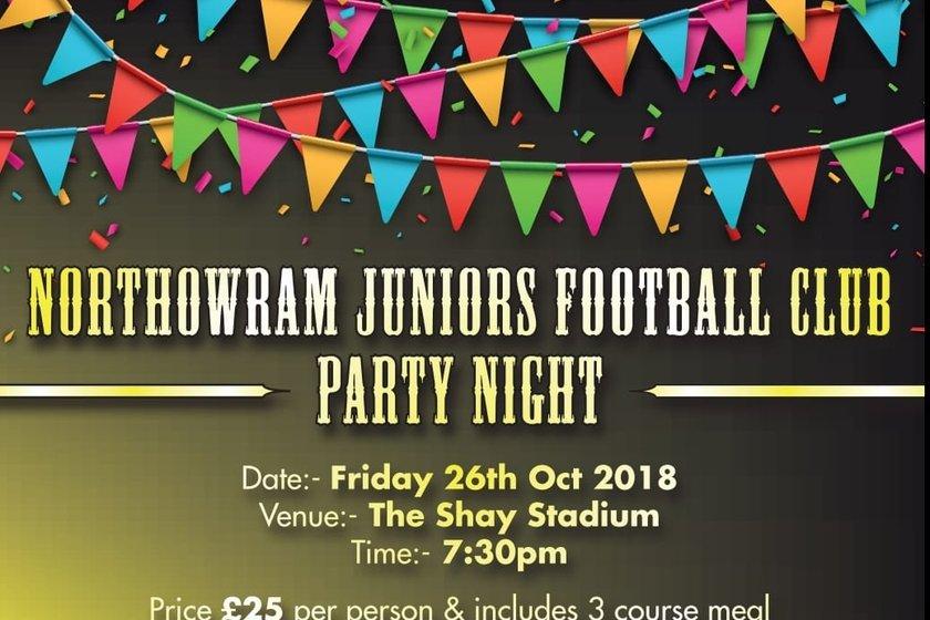 NJFC Party Night