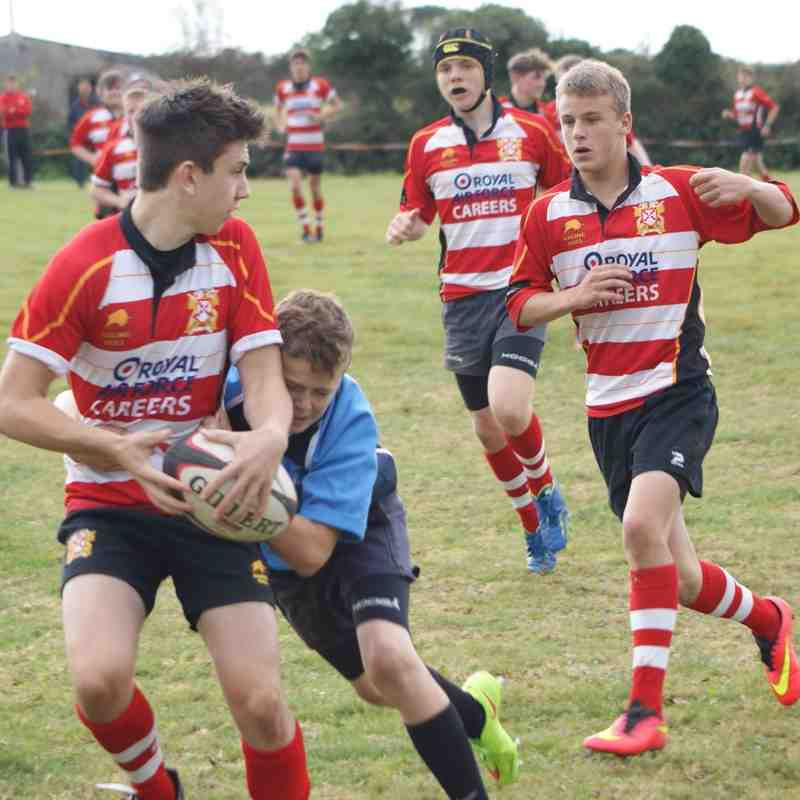 u16 at llankelly 5th oct