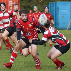 Colts Away at Camborne