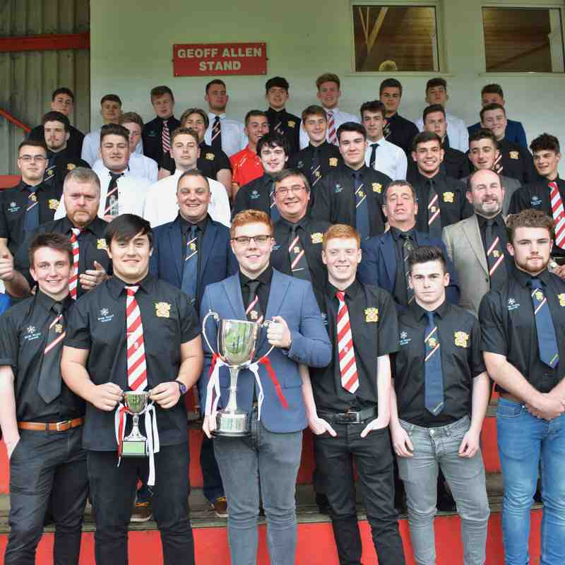 Colts Presentation Evening