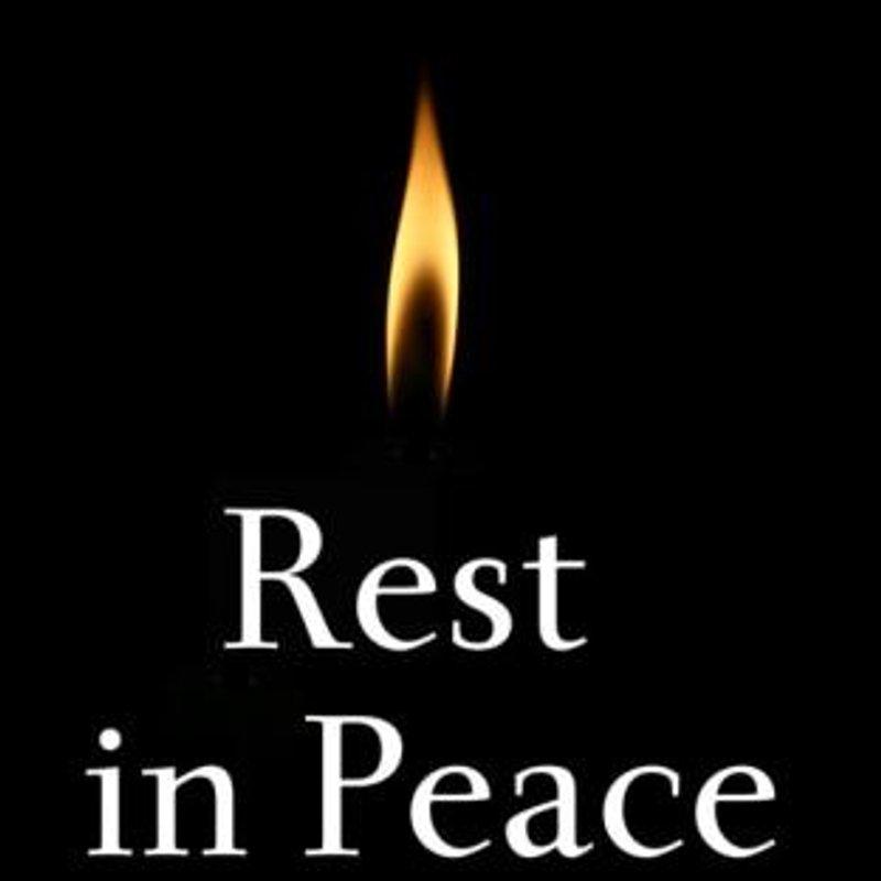 Derek Hamer RIP