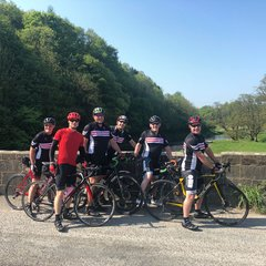 May 2018 Cycling Club Rides