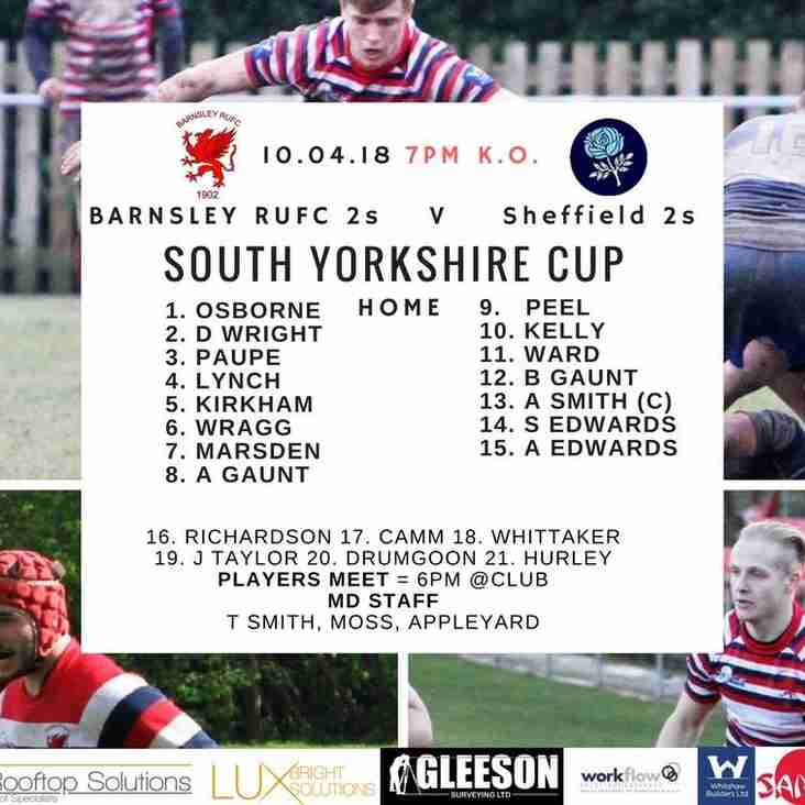 South Yorkshire Cup