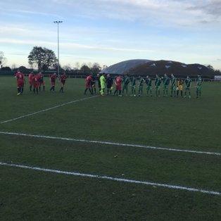 Appleby Frodingham 3-3 AFC Bentley