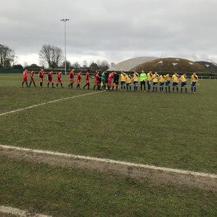 Appleby Frodingham 0-0 Brodsworth Welfare