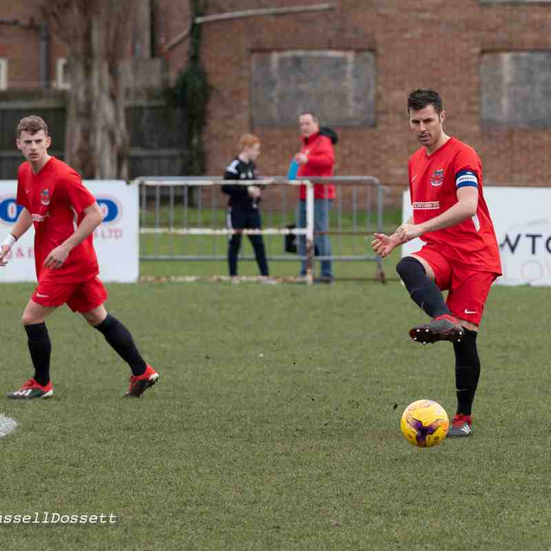 PT1 Pinchbeck United vs Deeping Rangers 0-1