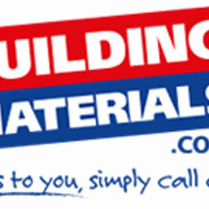 Building Materials Deal Agreed