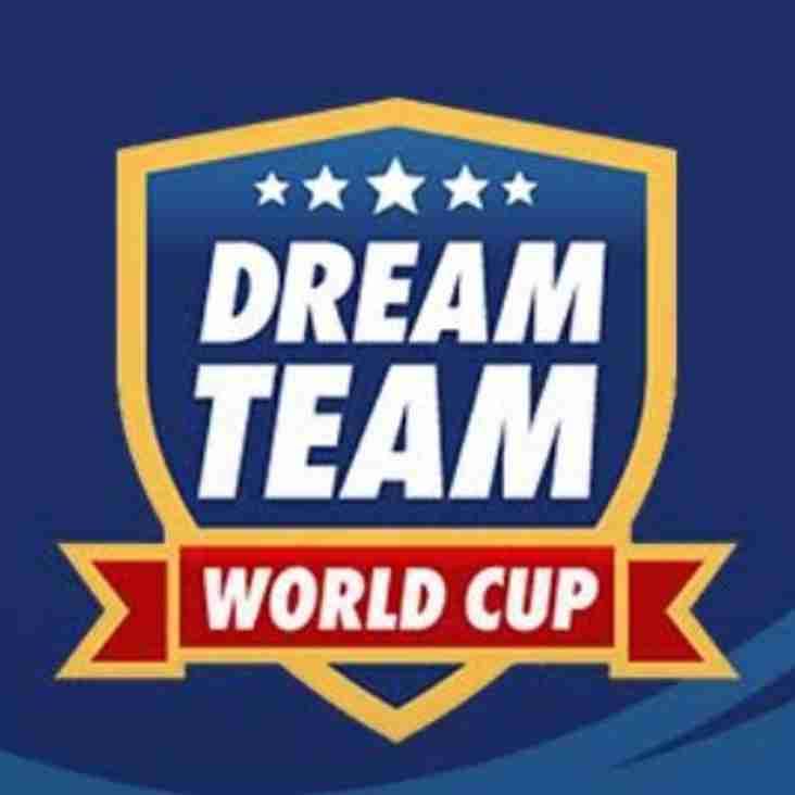 World Cup Dream Team