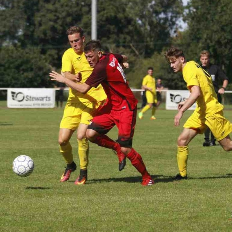 Chichester Throw It Away At Binfield