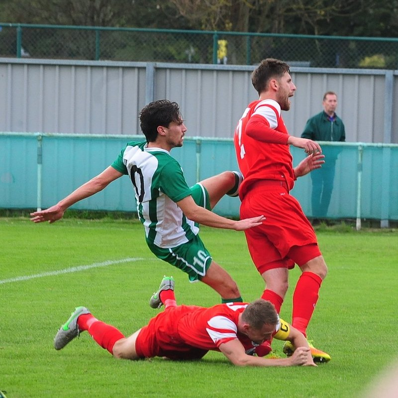 Newhaven End Unbeaten Run On The Road