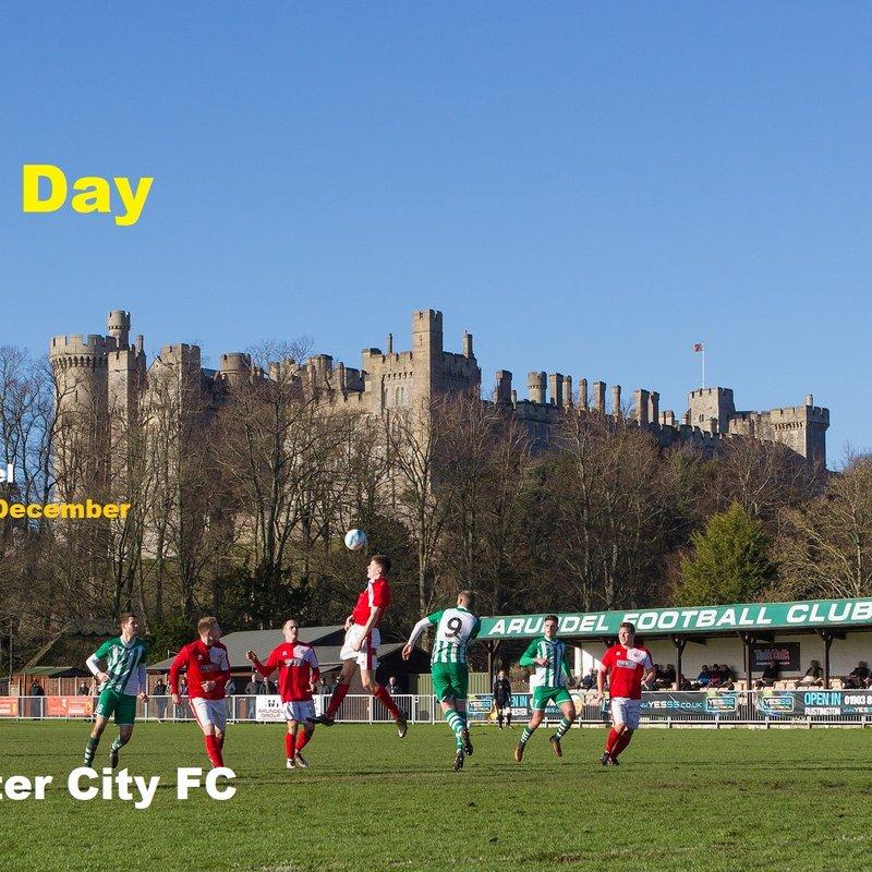 Match Day! Chi Travel to Arundel