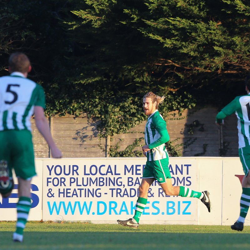 Jones At The Double As Chi Hit Five Past Loxwood