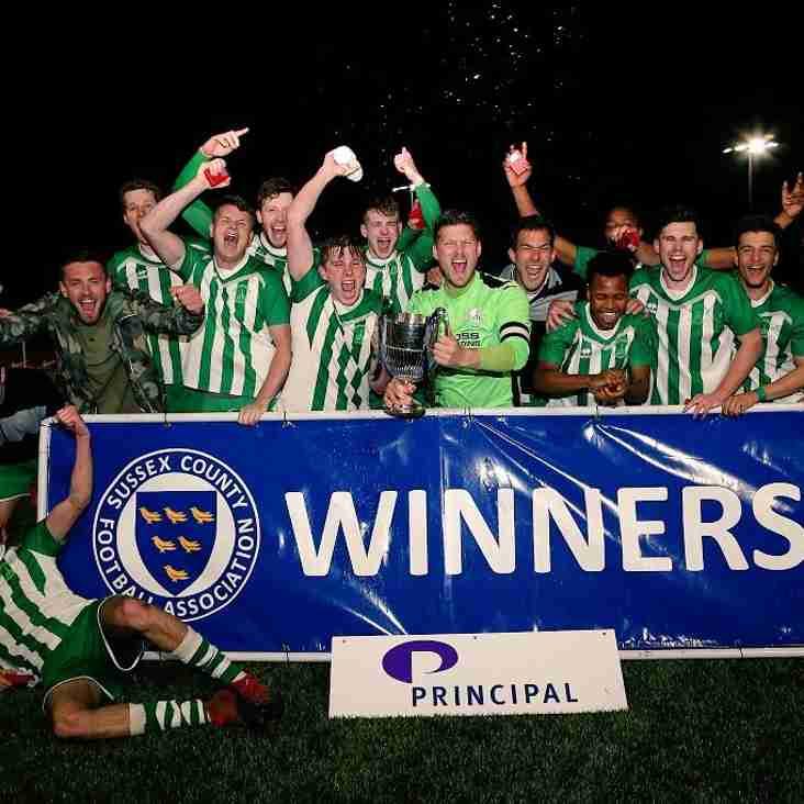 City Get Cup Defence Under Way