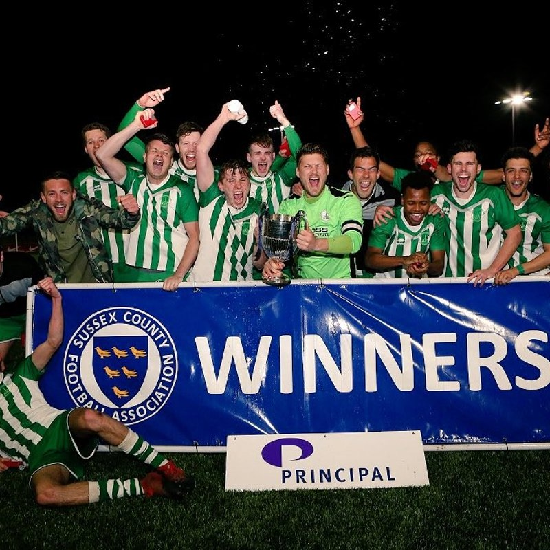Chichester Win Cup Final Against Local Rivals Pagham