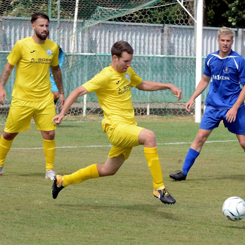 Chichester Pre-Season Ends With Win Over Woking