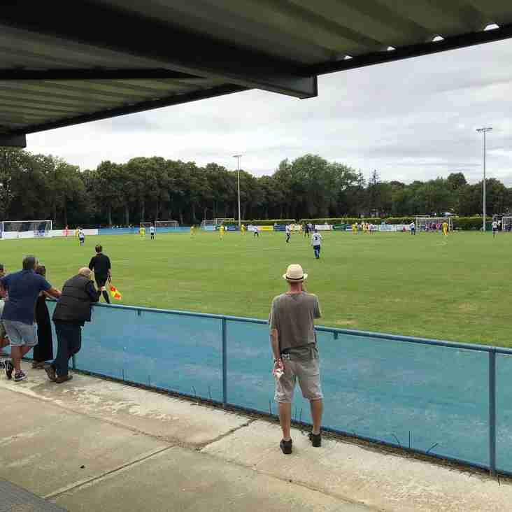 Chichester Knocked Out of FA Cup by Bearsted