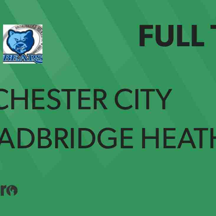 City Held at Home by Heath