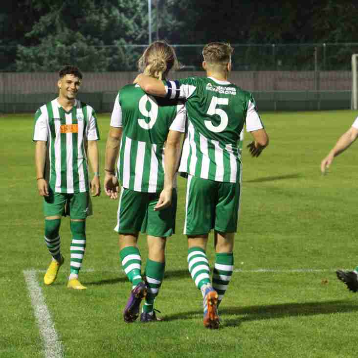 Chichester through to next round of cup
