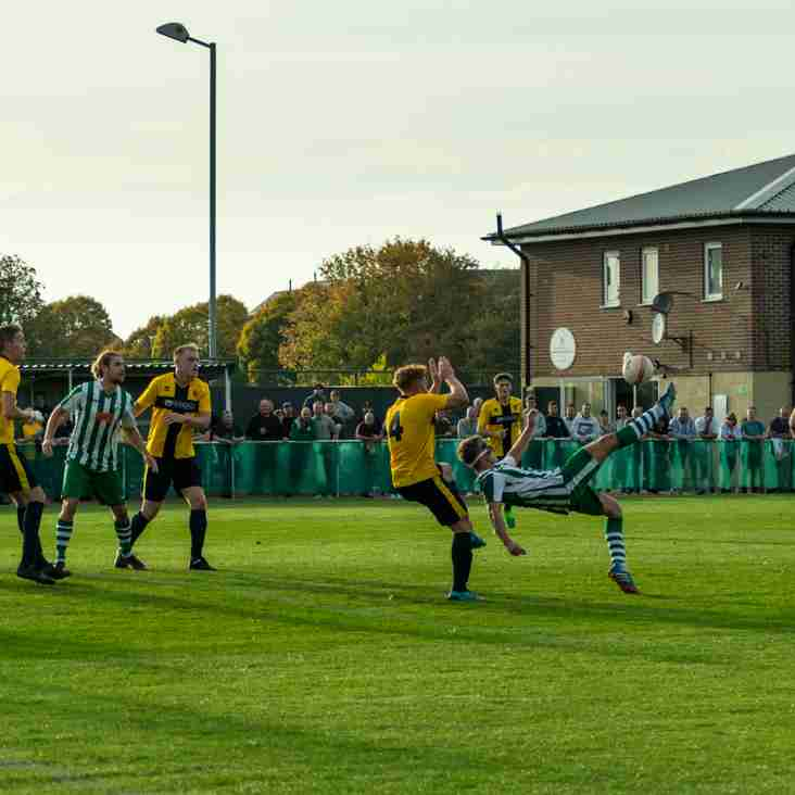 League Leaders Lose at Home