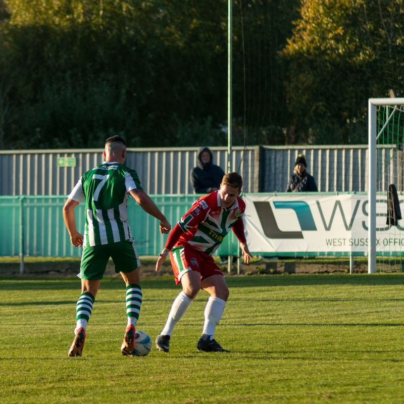 Chichester Knocked Out Of FA Vase