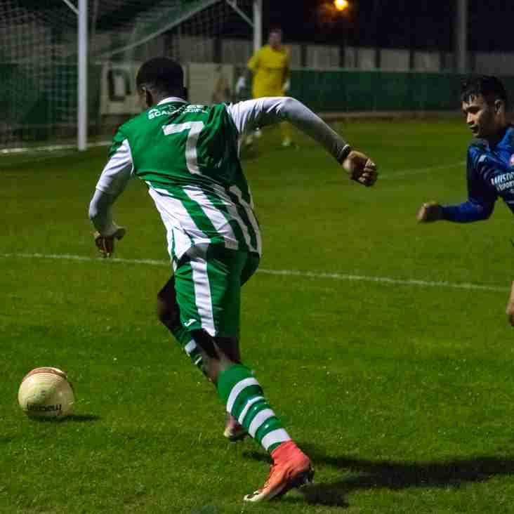 Chichester Through to Third Round of Sussex Senior Cup