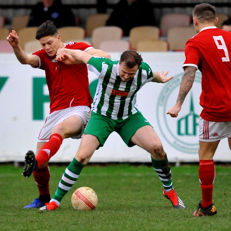 Chichester City Head Into 2019 Top Of The League