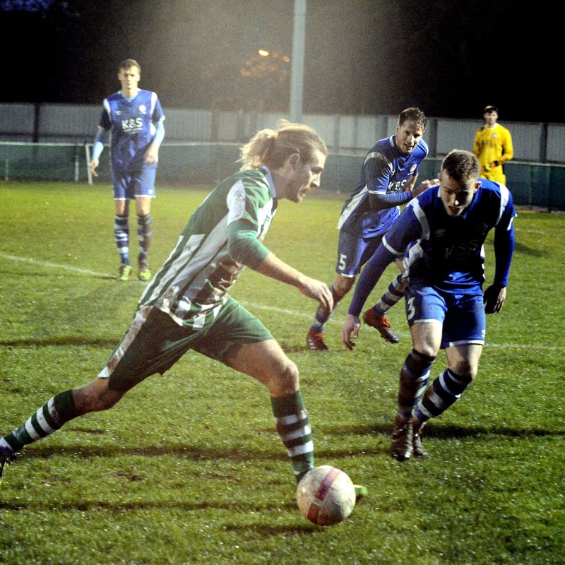 League Leaders Chichester Held at Home by Saltdean