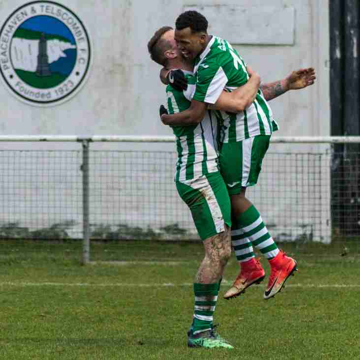 League Leaders Chichester Grab Late Equaliser At Peacehaven