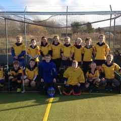 Keswick Hockey Club U10 & U12 Match Report 23rd November 2014