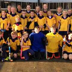Keswick Hockey Club U10 & U12 Match Report 2nd November 2014