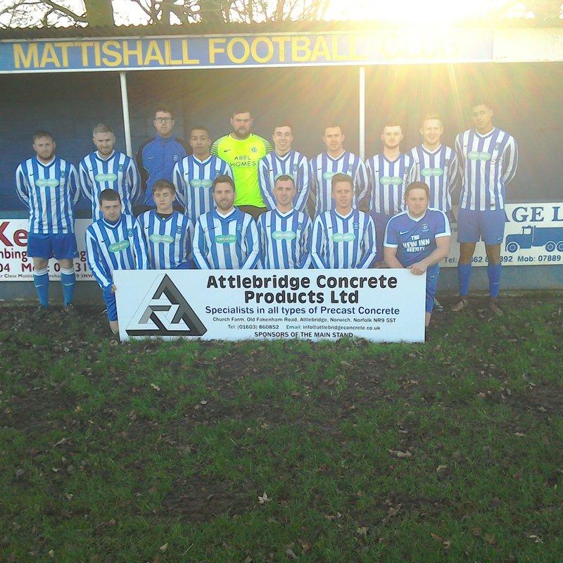 Mattishall Res 0 - 0 East Harling