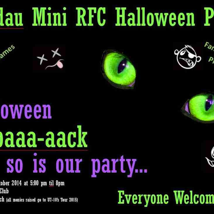 Annual Children's Halloween Party