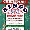 Vics' Bingo Evening : Friday 23rd November