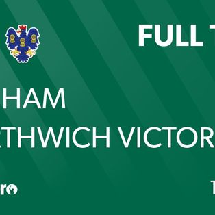 Padiham 0 Northwich Vics 4