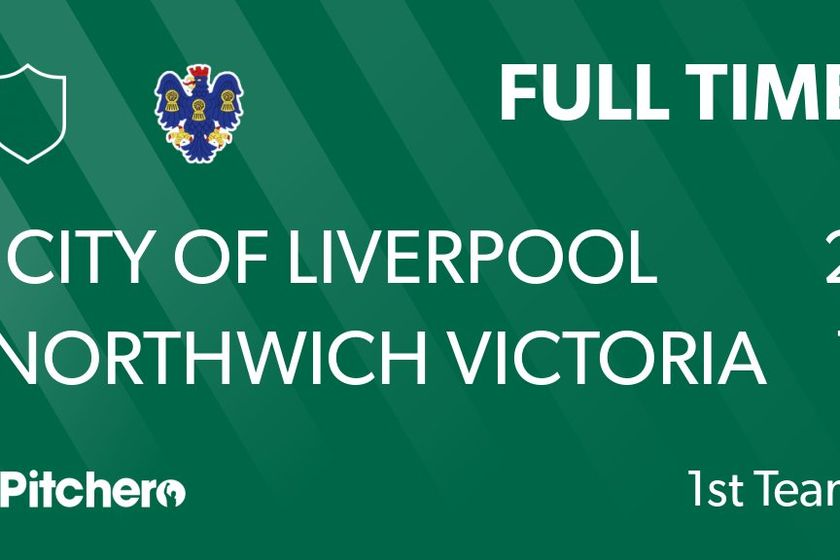 City of Liverpool 2 Vics 1