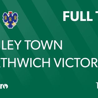Hanley 0 Northwich Vics 3 : Match Report