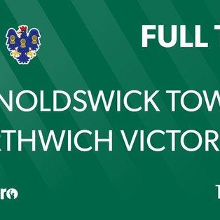 Vics in thrilling 4-3 win over Barnoldswick