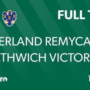 Litherland REMYCA 0 Northwich Vics 5