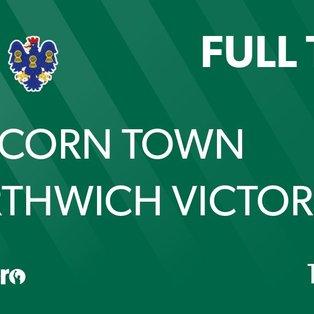 Runcorn Town 1 Vics 1
