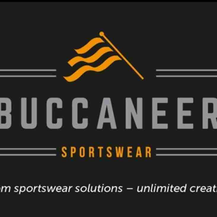 Vics Team Up With Buccaneer Sportswear