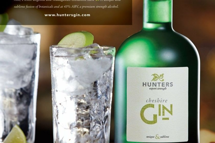 Hunters Gin Continue Sponsorship of Vics