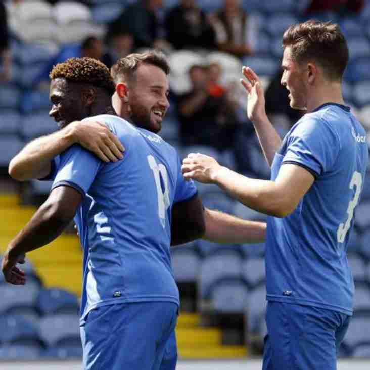 Stockport's Gannon Thrilled With Derby Win